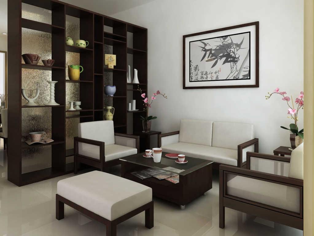 Partisi Ruang Tamu Dan Keluarga Untuk Rumah Minimalis Dove